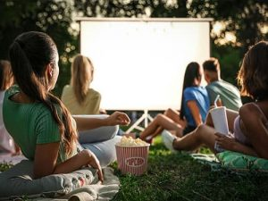 Cine de verano espectacular preparate
